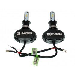 Лампы светодиодные Baxster S1 H3 5000K 4000Lm (2 шт)