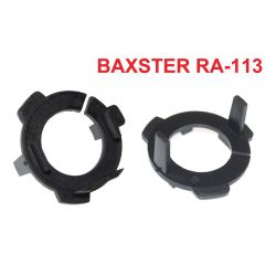 Переходник BAXSTER RA-113 для ламп VW Tiguan(low beam)/Scirocco(low beam)