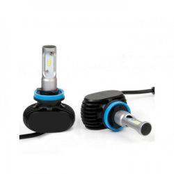 Лампы светодиодные SVS S1 H11 5000K 4000Lm (2 шт)