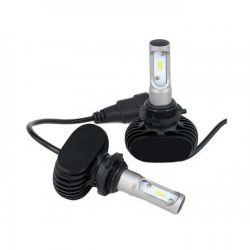 Лампы светодиодные SVS S1 HB4(9006)  5000K 4000Lm (2 шт)