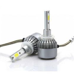 Лампы светодиодные C6 H27 12-24V COB (2шт)