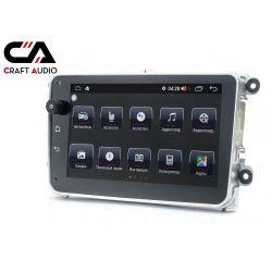 """Штатная магнитола CraftAudio CA-8870 8"""" VW MIB"""