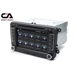 "Штатная магнитола CraftAudio CA-6100 7"" Skoda PQ DesignClassic"