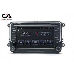 """Штатная магнитола CraftAudio CA-6110 7"""" VW MIB DesignClassic"""