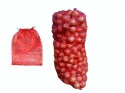Сітка овочева 20кг 60х40 (100шт) червона ТМ PACKETOFF