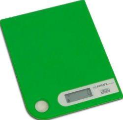 Весы кухонные First wheel FA-6401-1-GN Green