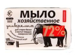 Мило господарське (72%) 180г (Універсальне) ТМ НЕВСКАЯ КОСМЕТИКА