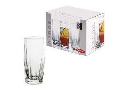 Набір склянок 6шт*315мл DANCE 42868 ТМ PASABAHCE