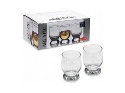 Набір склянок д/віскі 6шт*310мл AQUATIC 42975 ТМ PASABAHCE