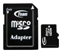 Team 8Gb Class10 / SD адаптер / TG008G0MC28A
