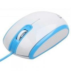 Мышь Gembird MUS-105-B Blue