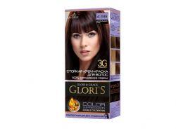 Фарба для волосся GLORIS 4.56 (Натуральна кава) ТМ GLORIS