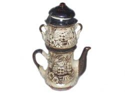Чайний набір (2 пр.) Чайна пара Ажур ТМ ТОРСКИЙ