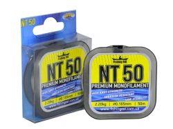 Ліска зимова Fishing ROI NT50 d=0.074mm 0.8kg 50m ТМ FISHING ROI