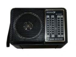 Радіоприймач NK204АC ТМ NEEKA