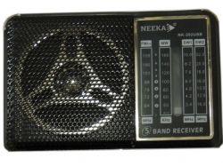 Радіоприймач NK202USB ТМ NEEKA