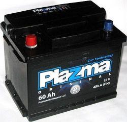 Plazma Original 6СТ-60Ач L