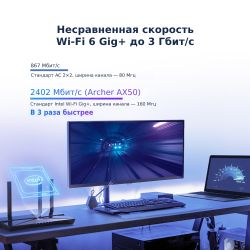 Маршрутизатор TP-Link Archer AX50 - Картинка 5