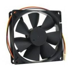 ATcool 9225 DC sleeve fan 3pin- 92*92*25мм
