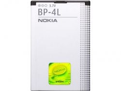 Аккумулятор Nokia BP-4L, Original, 1500 mAh