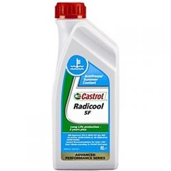 Антифриз Castrol Radicool NF G11 концентрат синий 1л