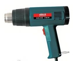 Фен промышленный Spektr professional SHG-2100