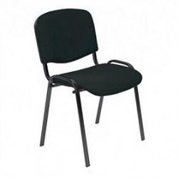 Офисный стул AMF Изо-М черный А-01