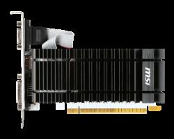 Видеокарта MSI PCI-Ex GeForce GT 730 2048MB DDR3 (64bit) (902/1600) (VGA, DVI, HDMI) (N730K-2GD3H/LP)