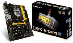 Biostar TB250BTC PRO - Картинка 2
