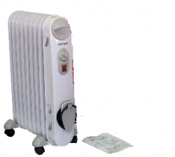 Масляный радиатор Grunhelm GR-0708