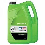 Антифриз Luxe -40 зеленый 5кг