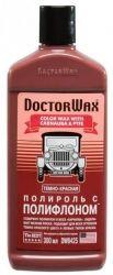 Полироль с полифлоном для кузова Doctor Wax DW8425