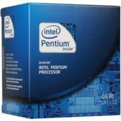 Intel Pentium Dual-Core G630 2.7GHz/3MB/5GT/s (BX80623G630) s1155 Box