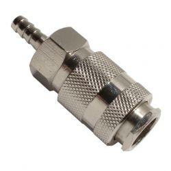 Быстроразъемное соединение на шланг 6мм INTERTOOL PT-1801