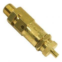 """Предохранительный клапан на компрессор 1/4"""" INTERTOOL PT-5002"""