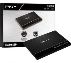 PNY CS900, 120Gb (SSD7CS900-120-PB)