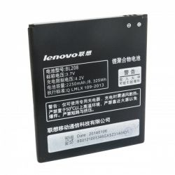 Аккумулятор Lenovo BL208, 2250 mAh