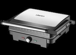 Гриль Liberton LPG-2200 Silver