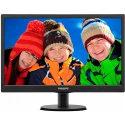 Монитор Philips 193V5LSB2/62 Black