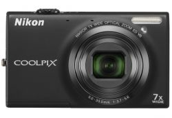 Nikon Coolpix S 6100 Black