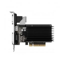 Видеокарта Gainward PCI-Ex GeForce GT 710 SilentFX 2048MB DDR3 (64bit) (954/1600) (VGA, DVI, HDMI) (4260183363576)