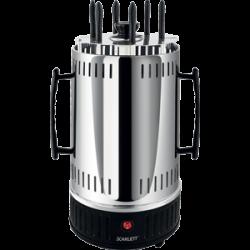 Электрошашлычница Scarlett SC-KG22601 Silver
