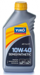 Yuko SEMISYNTHETIC 10W-40 1л