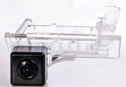 Камера заднего вида Fighter CS-CCD+FM-12 (VW/Skoda/Seat) - Картинка 1