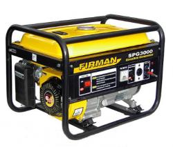 Бензиновый генератор Firman SPG-3000