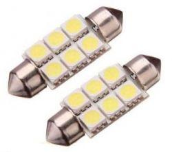 Габаритные огни Iskra LED/FHPLL 120301S-W/39 белые