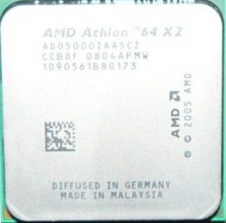 AMD AM2 Athlon X2 5000+ Tray