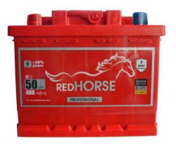 Red Horse 6СТ-50 Аз Professional