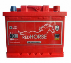 Red Horse 6СТ-50 АзЕ Professional