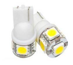 Габаритные огни Iskra LED/HPLL 12020503S-W белые